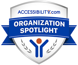 Graphic: Accessibility.com Organization Spotlight