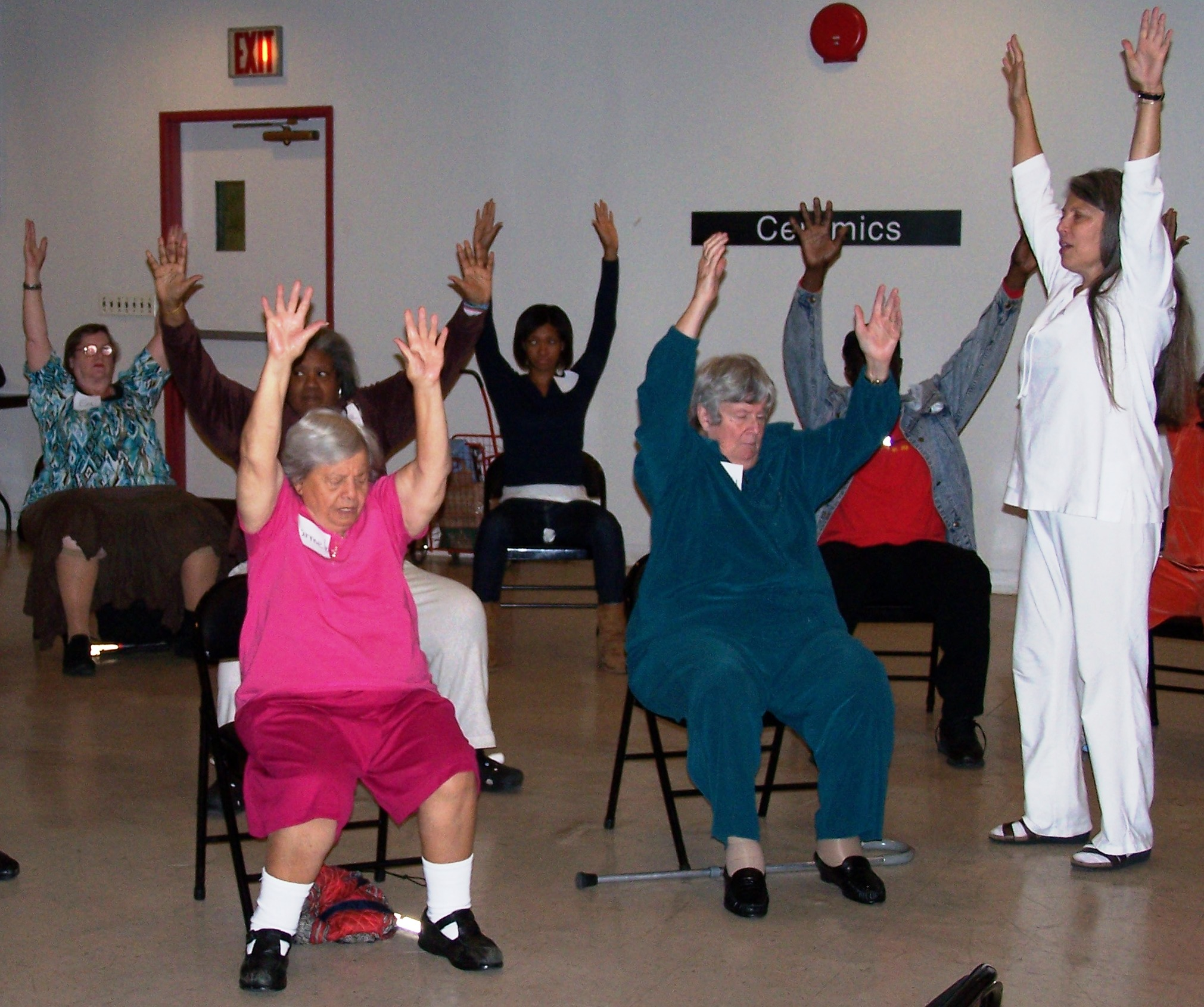 aerobics excercises