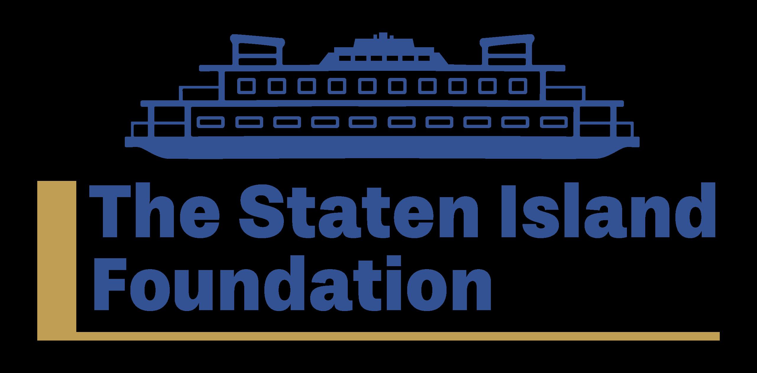 Graphic: Staten Island Foundation Logo